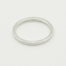 Hammered Ring(Thick)