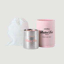 Pink Stainless Candle 핑크 스테인레스 캔들 (200g)